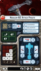Nebulon-B2 Attack Card