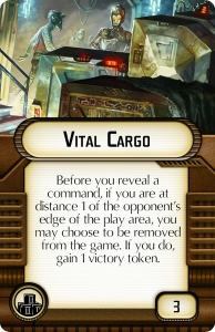 Cargo upgrade - Vital Cargo (b)